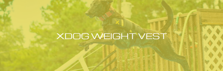 Xdog weight vest,1