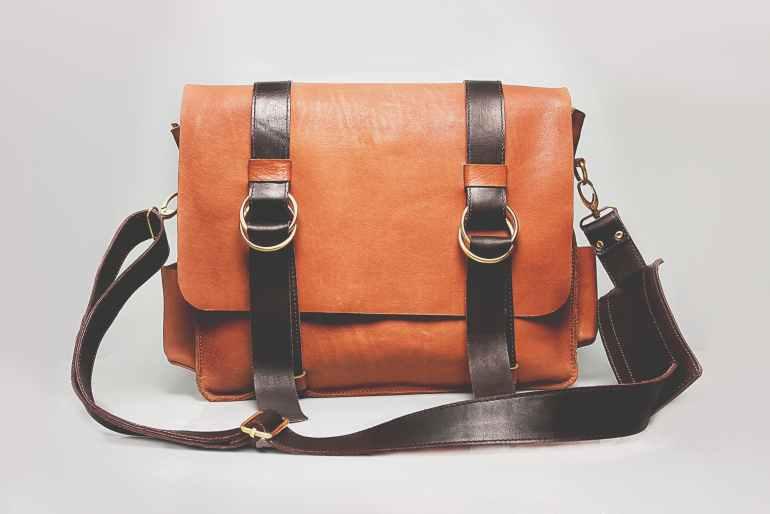accessory bag briefcase buckle